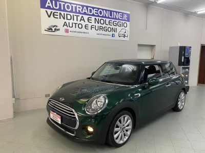 MINI COOPER D 1.5 DIESEL UNICO PROPRIETARIO KM 88262